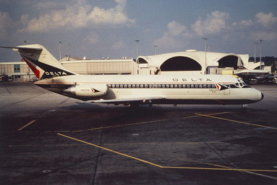 Delta Airlines, N8963U, Doulgas DC-9-31, msn 47192, Photo by Photo Enrichments Collection, Image C040RGJC