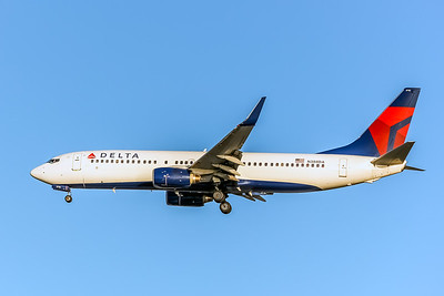 Delta Airlines, N388DA, Boeing 737-832, msn 30375, TPA, Photo by John A. Miller, Image: UU008LAJM