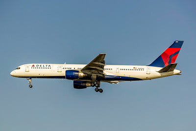 Delta Air Lines, N503US, Boeing 757-251, msn 23192, Photo by John A Miller, TPA, Image N077LAJM