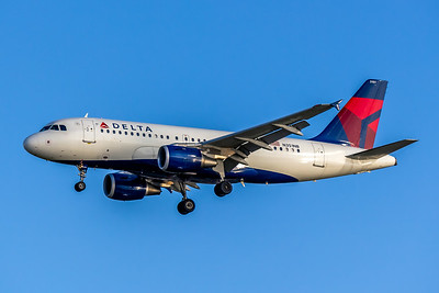 Delta Airlines, N351NB, Airbus A319-114, msn 3151, TPA, Photo by John A. Miller, Image: AB005LAJM