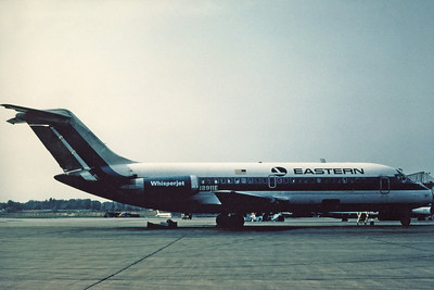 Eastern Airlines, N8911E, Douglas DC-9-14, msn 45825, Photo by Photo Enrichments Collection, Image C015RGJC