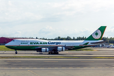 Eva Air Cargo, B-16463, Boeing 747-45E(BDSF), msn 27174, Photo by John A. Miller, ANC, Image M078LGJM