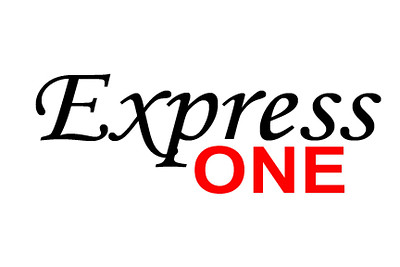 Express One International Airlines Logo