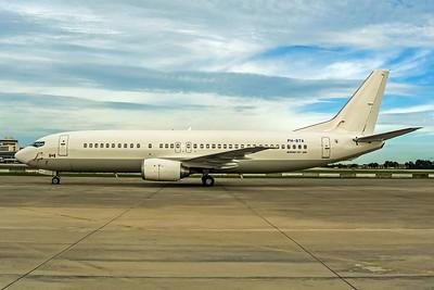 First Air, PH-BTA, Boeing 737-406, msn 25412, Boeing 737-406, Photo by John A. Miller, TPA, Image L024LGJM