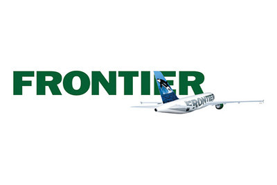 Frontier Airlines 2001 - Now Logo