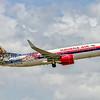 Havana Air, N277EA, Boeing 737-8CX, msn 32359, Photo by John A Miller, TPA, Image UU093RAJM