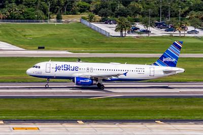 JetBlue, N789JB, Airbus A320-232, msn 4612, Photo by John A Miller, TPA, Image T150LGJM
