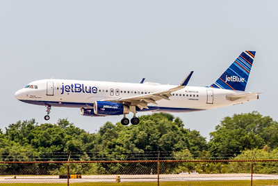 JetBlue, N809JB, Airbus A320-232(WL), msn 5349, Photo by John A Miller, TPA, Image T132LAJM