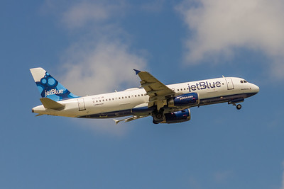 JetBlue, N571JB, Airbus A320-232, msn 2125, Photo by John A Miller, TPA, Image T149RAJM