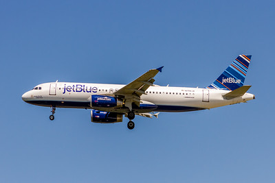 JetBlue, N794JB, Airbus A320-232, msn 4904, Photo by John A Miller, TPA, Image T129LAJM