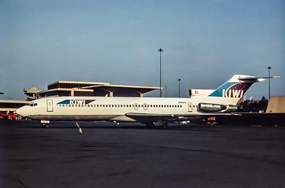 KIWI Airlines, N360PA, Boeing 727-230Adv, msn 20676, Photo by Adrian Smith, EWR, Image I065LGAS