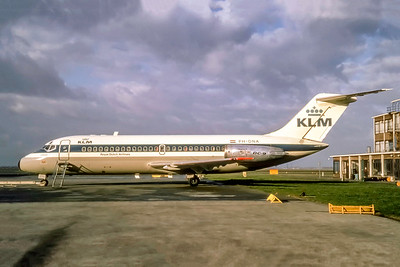 KLM Royal Dutch Airlines, PH-DNA, Douglas DC-9-15, msn 45718, Photo by Photo Enrichments Collection, Image C138LGJC