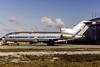 Kabo Air, 5N-AWX, Boeing 727-25, msn 18256, Photo by Nigel Chalcraft, Image I076LGNC