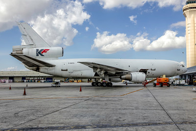 Kelowna Flightcraft, C-GLFD, McDonnell Douglas DC-10-30F, msn 47928, Photo by John A Miller, MIA, Image U042RGJM