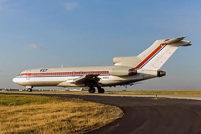 Key Air, N30KA, Boeing 727-22, msn 18857, Photo by Derek Hellman, Image I089LGDH