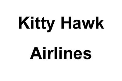 Kitty Hawk Airlines Logo