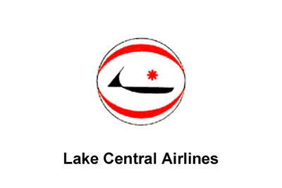 Lake Central Airlines Logo