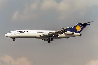 Lufthansa, D-ABKT, Boeing 727-230Adv, msn 21623, Photo by Photo Enrichments Collection, Image I026LAJC