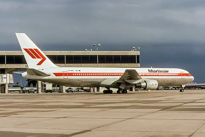 Martinair, PH-MCH, Boeing 767-31A(ER), msn 24429, Photo by John A Miller, TPA, Image P030RGJM