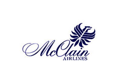 McClain Airlines Logo