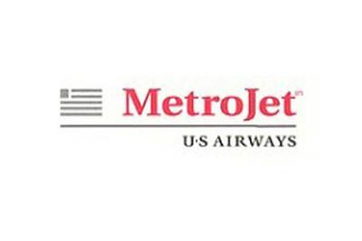 MetroJet Logo