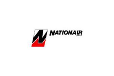 NationAir Canada Logo