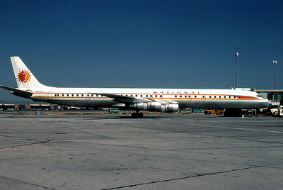 "National Airlines ""Catherine"", N45090, Douglas DC-8-61, msn 45908, Photo by Photo Enrichments Collection, Image B031RGJC"