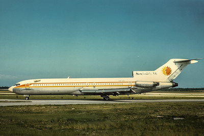 National Airlines, N4749, Boeing 727-235, msn 19469, Photo by Wilfred C. Wann, Jr, Image I016LGWW
