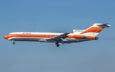 PSA, N539PS, Boeing 727-217, msn 20165, Photo by Andrew Abshier, Image I017LAAA