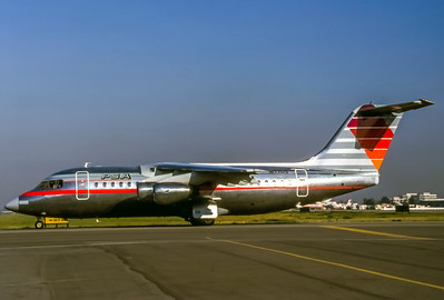 PSA, N177US, Bae-146-200, msn E2039, Photo by Photo Enrichments Collection, SJC, Image W008LGJC
