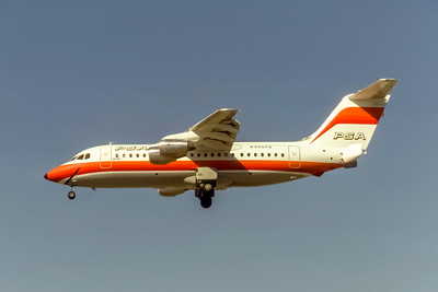 PSA, N355PS, Bae146-200A, msn E2036, Photo by J. Fernandez Collection, Image W021LAJF