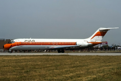 PSA, N914VJ, Douglas  DC-9-31, msn 47068, Photo by Derek Hellman, Image C047LGDH
