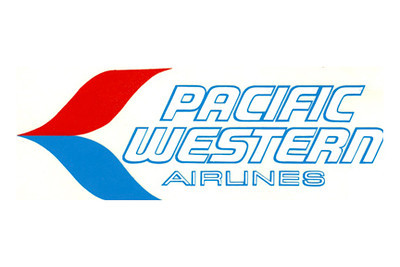 Pacific Western Airlines Logo