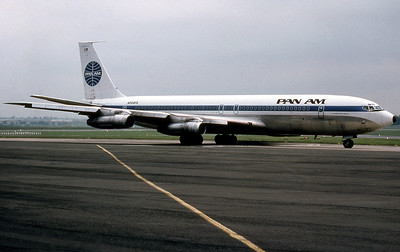 Pan Am, N894PA, Boeing 707-321B, msn 20031, Photo by Photo Enrichments Collection, Image H005RGJC