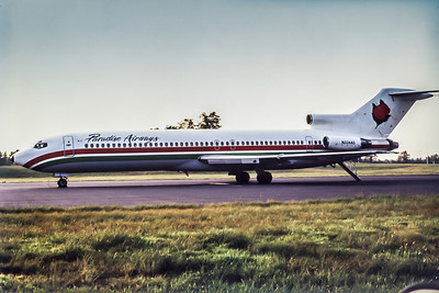 Paradise Airways, N324AS, Boeing 727-247, msn 20264, Photo by John A Miller, GSO, Image I093LGJM