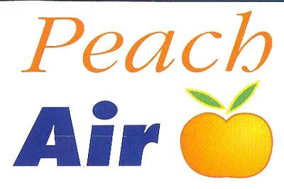 Peach Air Logo