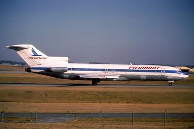 Piedmont Airlines, N1641, Boeing 727-295, msn 19446, Photo by John Stewart, Image I129RGJS