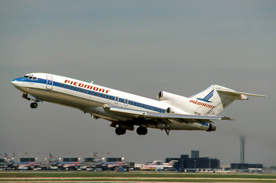 Piedmont Airlines, N834N, Boeing 727-95, msn 18858, Photo by Photo Enrichments Collection, Image I116LAJC