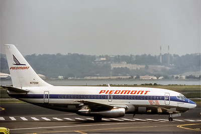 Piedmont Airlines, N759N, Boeing 737-222, msn 19954, Photo by Photo Enrichments Collection, Image J023RGJC