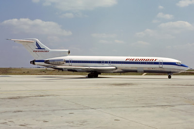 Piedmont Airlines, N1642, Boeing 727-295, msn, Photo by Derek Hellman, Image I087RGDH