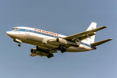 Piedmont Airlines, N752N, Boeing 737-222, msn 19073, Photo by Donald Schendel,  Image J171LADO