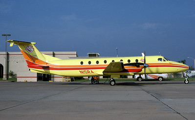 Rio Airways, N15RA, Beech 1900, Photo by Robert Garrard, SPS, Image LL007RGRG