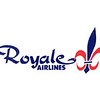 Royale Airlines Logo