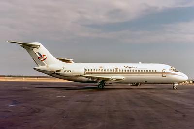 Royale Airlines, N931EA, Douglas DC-9-14, msn 45698, Photo by Photo Enrichments Collection, Image C131RGJC