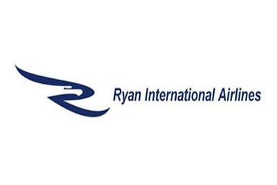 Ryan International Airlines Logo