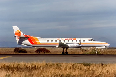 Skywest Airlines, N175SW, Fairchild SA227AC Metro III, msn AC321B, Photo by Photo Enrichments Collection, Image AI012RGJC
