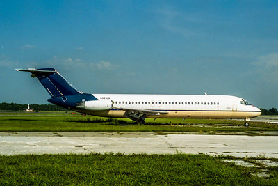 Southeast Airlines, N921LG, McDonnell Douglas DC-9-32, msn 47798, Photo by John A. Miller, PIE, Image C110LGJM