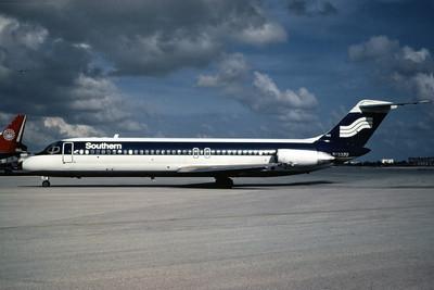 Southern Airways, N1332U, Douglas DC-9-31, msn 47404, Image by Photo Enrichments Collection, Image C039LGJC