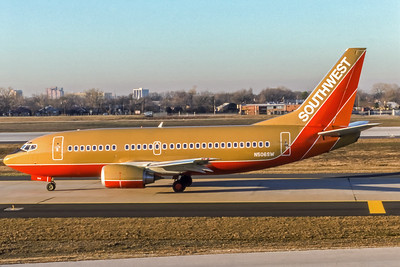 Southwest Airlines, N506SW, Boeing 737-5H4, msn 24183, Photo by Andrew Abshier, Image X003LGAA