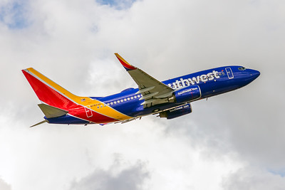 Southwest Airlines, N7873A, Boeing 737-7Q8(WL), msn 29350, Photo by John A Miller, TPA, Image TT138RAJM